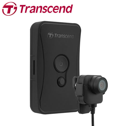 Transcend 創見 DrivePro Body 52 分離式鏡頭 穿戴式攝影機【4/16~30,送 迷你藍芽耳機
