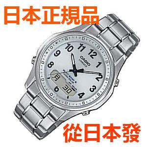免運費 日本正規貨 CASIO LINEAGE 太陽能電波手錶 白色 時尚男錶 女錶  鈦合金 LCW-M100TSE-7AJF