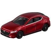 小禮堂 TOMICA多美小汽車 MAZDA3 經典轎車 玩具車 模型車 (46 紅) 4904810-15663