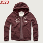AF Abercrombie & Fitch A&F A & F 男 當季最新現貨 帽T外套 AF J520