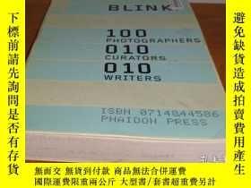 二手書博民逛書店BLINK.:罕見100 photographers, 10 c