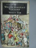 【書寶二手書T1/原文小說_KGR】Vanity Fair_William Makepeace