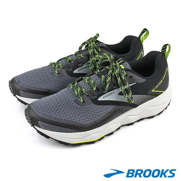 【BROOKS】避震緩衝象限 DIVIDE 2分水嶺系列2代男越野跑步鞋 U36-10355 1103551D029