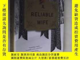 二手書博民逛書店英文原版罕見A Reliable Wife by Robert