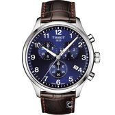 TISSOT天梭Chrono XL韻馳系列經典計時腕錶  T1166171604700