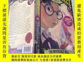 二手書博民逛書店lemony罕見snicket蘭姆尼snicketY200392