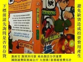 二手書博民逛書店The罕見alliance secrets:該聯盟的秘密Y200392