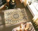 范登伯格 聖焰 優質典藏地毯-福滿藤(棕款)60x90cm