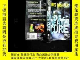 二手書博民逛書店The罕見Death Cure:The Maze RunnerY