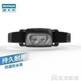 (快出)頭燈 戶外運動LED強光露營登山釣魚/夜釣輕便頭戴式頭燈 FOR3