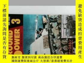 二手書博民逛書店GROUND罕見POWER 2009年3月 NO.178 日版軍事雜誌 日本陸軍對戰車炮Y114412
