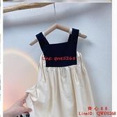 女童夏裝連衣裙2021新款夏季兒童裝吊帶裙子小童女寶寶韓版公主裙【齊心88】