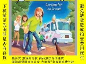二手書博民逛書店Scream罕見for Ice CreamY362136 Carolyn Keene Car... Aladd