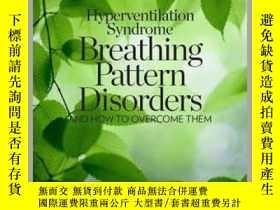 二手書博民逛書店Hyperventilation罕見Syndrome: Breathing Pattern Disorders a
