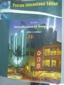 【書寶二手書T8/大學商學_ZHE】Introduction to Hospitality5/e_John R. Wal