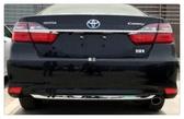 【車王小舖】豐田 TOYOTA CAMRY 7.5代 後保桿飾條 後保桿保護條 保護框 裝飾條 ABS電鍍精品