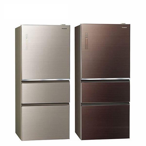 『Panasonic』☆ 國際610L玻璃面板1級變頻三門冰箱 NR-C610NHGS *免費基安+舊機回收*