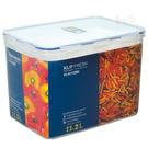 《真心良品》長型保鮮密封盒11.2L(6入)