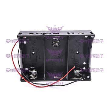 ◤大洋國際電子◢ 1號電池盒 3只 0863C