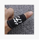 籃球護指套 籃球護指排球加壓加長型護手指套運動專業護指關節護套【全館免運八折鉅惠】