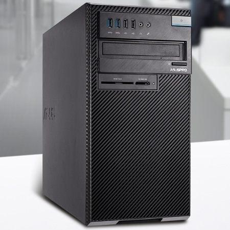 華碩 AS-D540MA-0G5500007R 商務效能電腦【Intel Pentium G5500 / 8GB / 256GB SSD / Win 10 Pro】(H310)