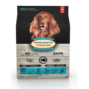 【Oven-Baked】烘焙客 成犬深海魚口味 大顆粒 12.5磅 X 1包