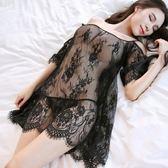 雙十二狂歡 情趣內衣騷三點式激情套裝小胸制服挑逗情趣午夜魅力成人情趣睡裙 艾尚旗艦店