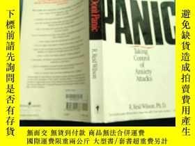 二手書博民逛書店DONT罕見PANIC如圖所示Y341617