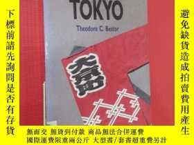 二手書博民逛書店英文書罕見NEIGHBORHOOD TOKYO Theodore