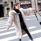 1111購物節-棉服女新款冬季外套女寬鬆棉衣學生面包服加厚中長款羽絨棉襖