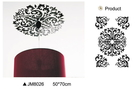 大款JM-8026第三代可移動式DIY藝術裝飾無痕壁貼/ 牆貼/ 防水貼紙