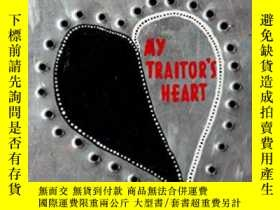 二手書博民逛書店My罕見Traitor s Heart: Blood and B