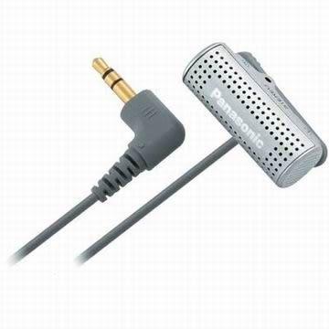 {光華新天地創意電子}Panasonic RP-VC201 領夾式錄音專用麥克風 喔!看呢來