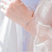 s925純銀月夜森林手鍊女森繫復古風清新閨蜜冷淡風學生手飾禮物 潮流前線