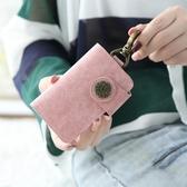 女士車鑰匙包女韓國可愛多功能個性創意迷你便攜小包收納   卡布奇諾