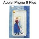 迪士尼透明軟殼 iPhone 6 Plus / 6S Plus (5.5吋) [雪花人物] 冰雪奇緣【Disney正版授權】