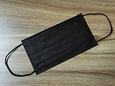 箱購優惠~淨新雙鋼印醫用平面三層口罩@成人-黑色@醫療口罩 一箱50盒特價再送魚型口罩一盒25片