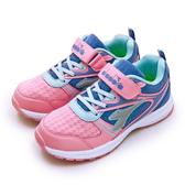 LIKA夢 DIADORA 迪亞多那 22cm-24.5cm 輕量3E寬楦慢跑鞋 歡樂派對系列 粉紅藍 7122 大童