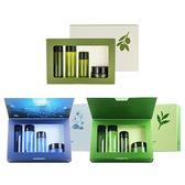 韓國 Innisfree 綠茶精萃保濕/橄欖真萃超保濕/濟州火山深層水修護 (4件組)【BG Shop】3款可選