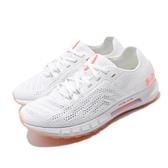 Under Armour UA 慢跑鞋 W HOVR Sonic 2 白 橘 女鞋 運動鞋 【PUMP306】 3021588106