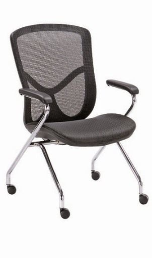 HM-BT-05  洽談椅 / 上課椅 / 電腦椅-進口彈性  尼龍網材
