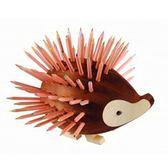 捷克製KOH-I-NOR手工製造刺蝟型72色組油性色鉛筆
