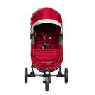 baby jogger city mini GT 秒收【旗艦升級版】-輕慢跑推車-紅色