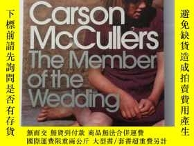 二手書博民逛書店Carson罕見McCulle The Member Of Th