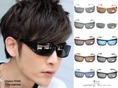 眼鏡族最愛。方型偏光太陽眼鏡。除眩光/抗UV400【OS524】*911 SHOP*