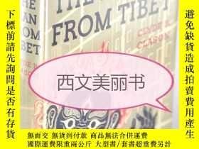二手書博民逛書店【罕見】The Man From Tibet 1939年 精裝Y