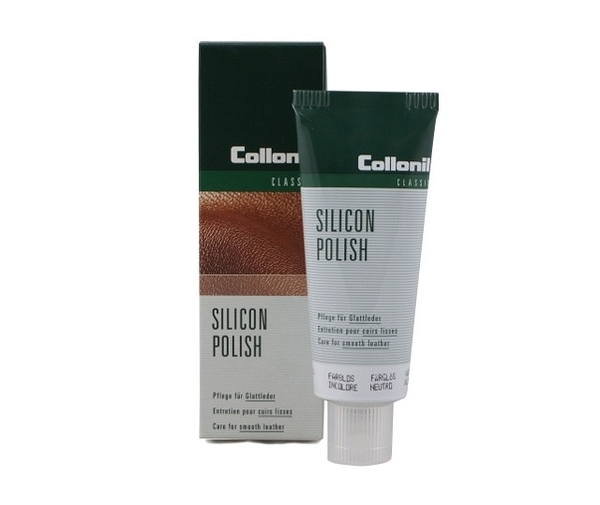德國  Collonil 皮革保養乳膏(無色)Silicon Polish 75ml