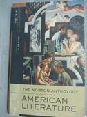 【書寶二手書T2/原文書_QGR】The Norton Anthology American Literature-Vo