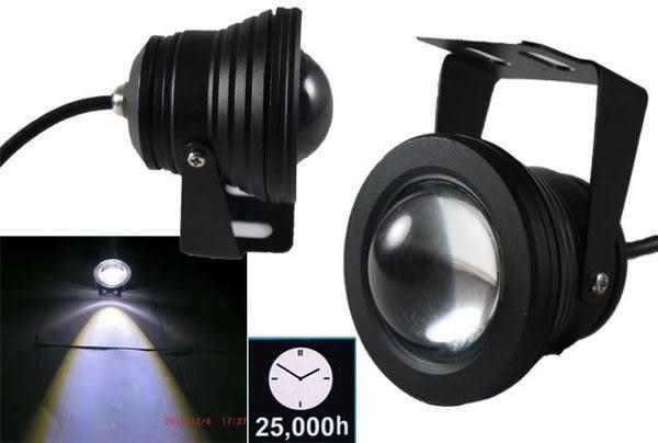 【吉特汽車百貨】10W 高功率 COB U2 LED 鋁合金 魚眼型 霧燈 輔助燈 投射燈 裝飾燈 單顆入