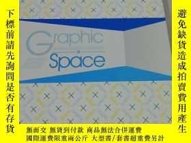 二手書博民逛書店Graphic罕見X Space 平面空間設計應用Y244730